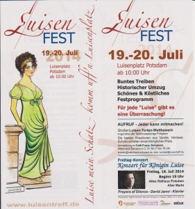 Luisenfest
